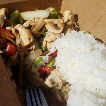 Thai Food Newberg