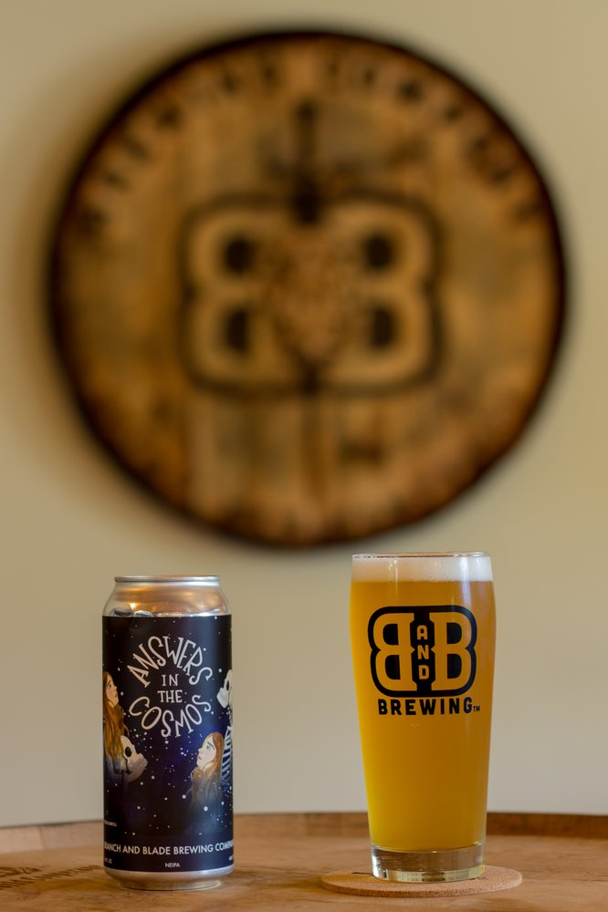 Social Spots from Branch And Blade Brewing