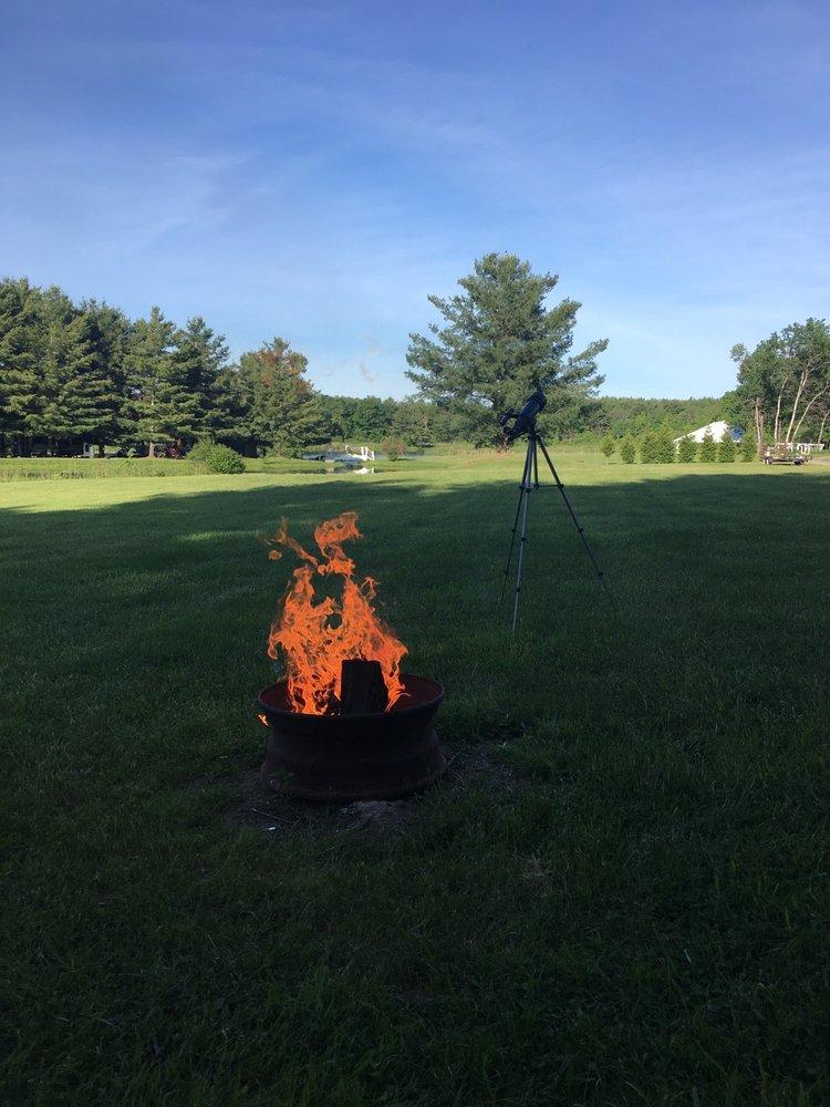 Camp Elmbois: 8464 County Rt 77, Hammondsport, NY