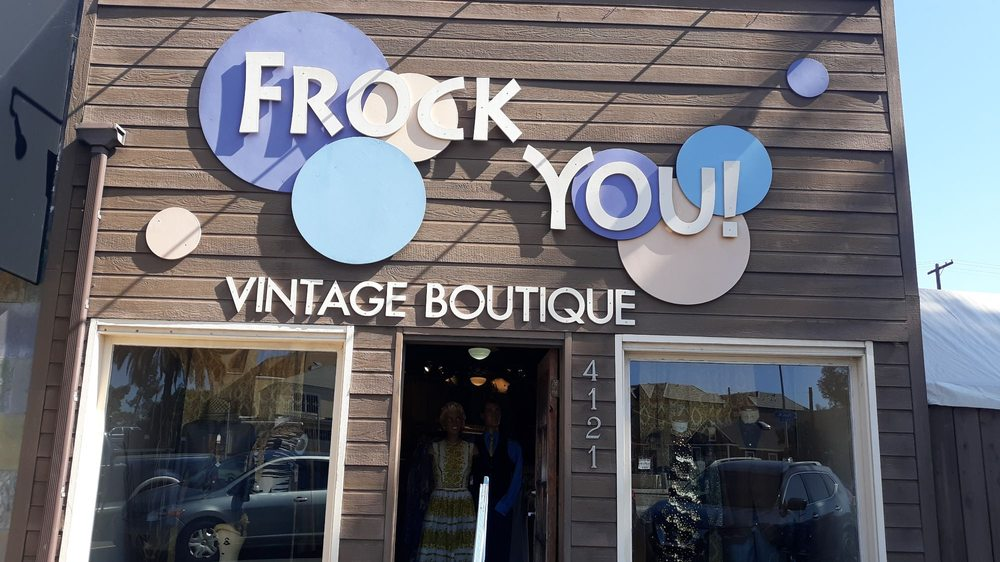 Frock You Vintage Clothing