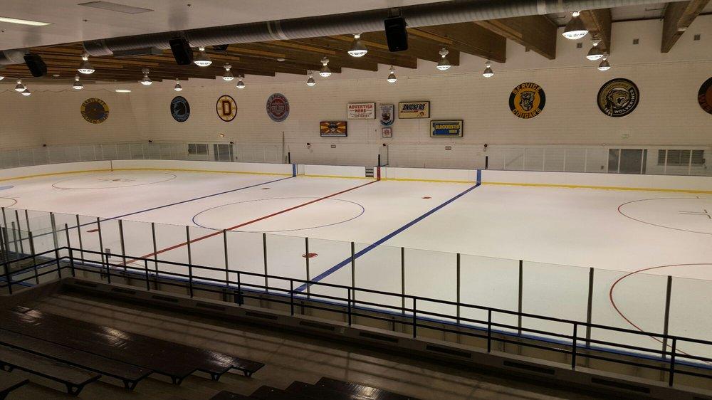 Ben Boeke Indoor Ice Arenas
