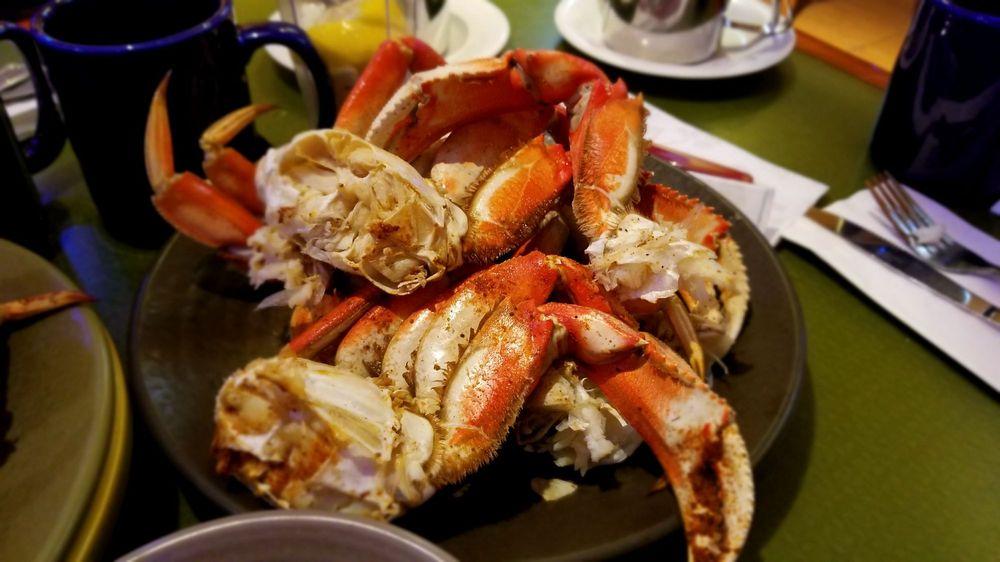 Rolling Hills Casino Seafood Buffet