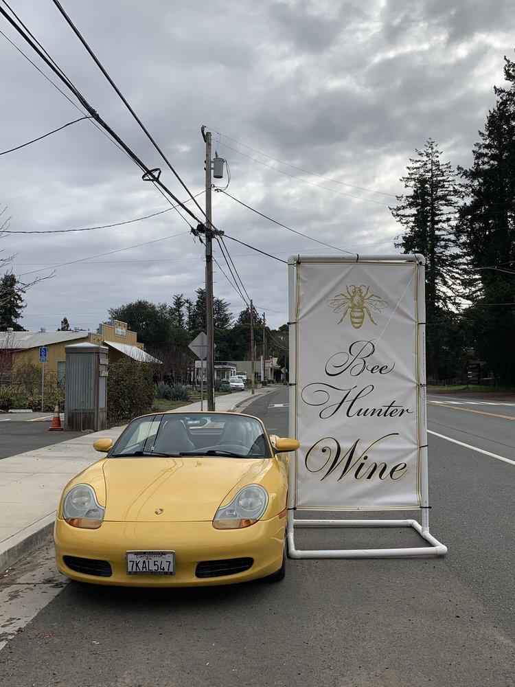 Bee Hunter Wine: 14251 CA-128, Boonville, CA