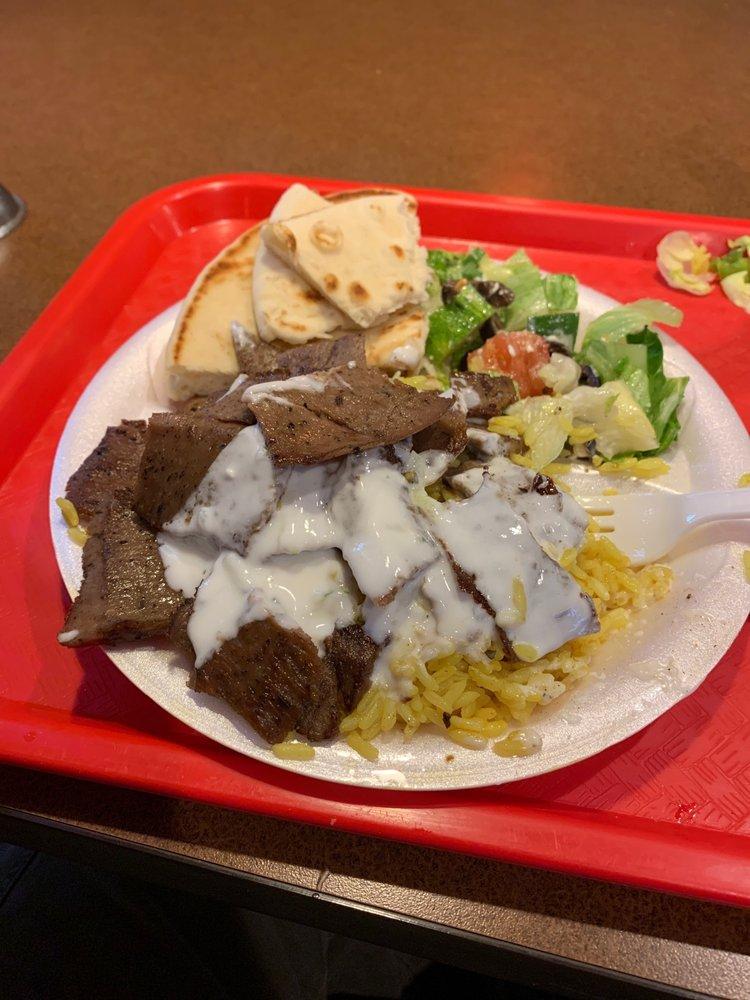 Greek Cafe Grill: 115 Penn Warren Dr, Brentwood, TN