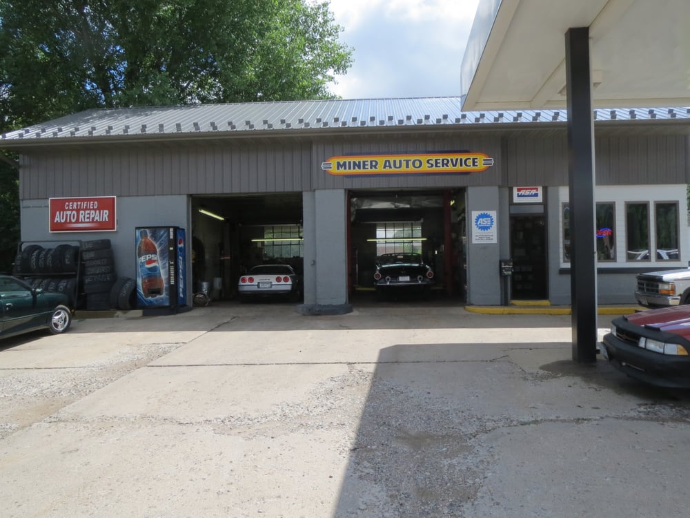 Miner Auto Service Auto Repair 104 Main St N
