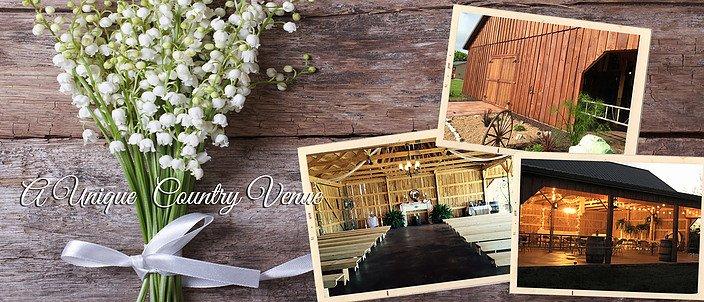 Mellon's Banquet Hall | Rustic Barn & Barrel: 32384 Hwy D, Lawson, MO