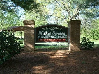 Mickie Gordon Memorial Park: 23229 Carters Fa, Middleburg, VA