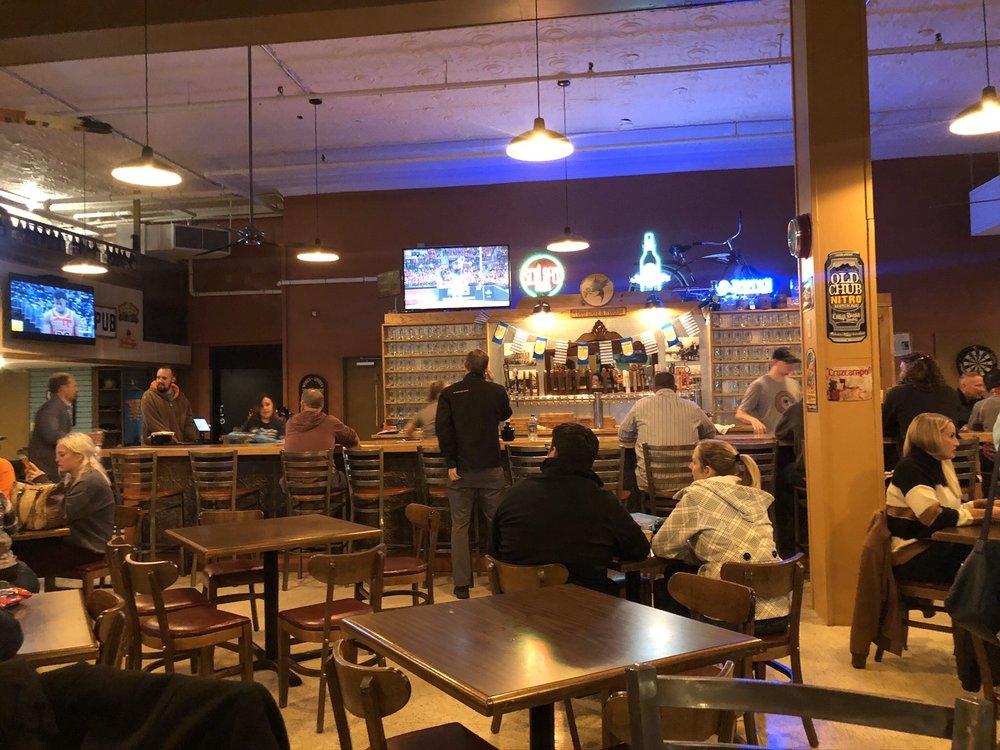 Decatur Brew Works: 101 West Main St, Decatur, IL