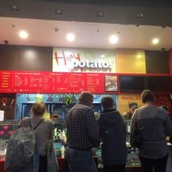 82fbc08e8d Hey Potato - Takeaway   Fast Food - 6B The Oasis