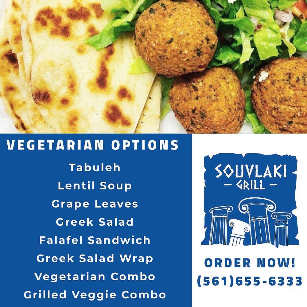 Souvlaki Grill: 795 Belvedere Rd, West Palm Beach, FL