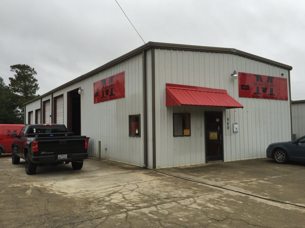 Masters Heating & Air Conditioning: 980 S Academy, Ahoskie, NC