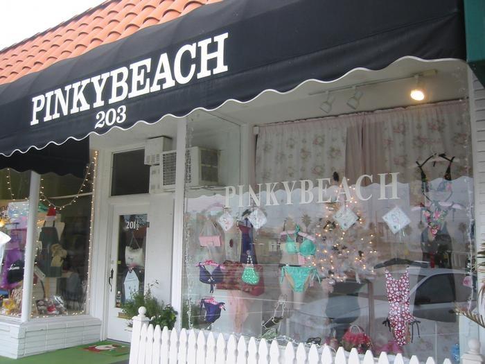 Pinky Beach Redondo Beach Ca