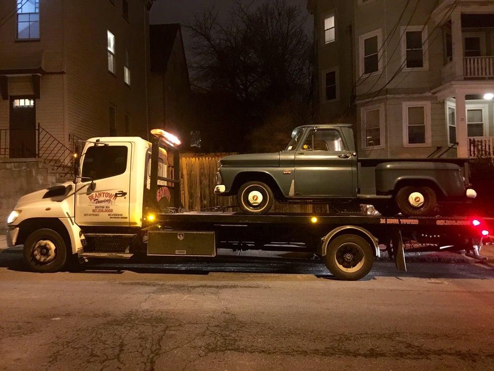 Beantown Towing: Boston, MA