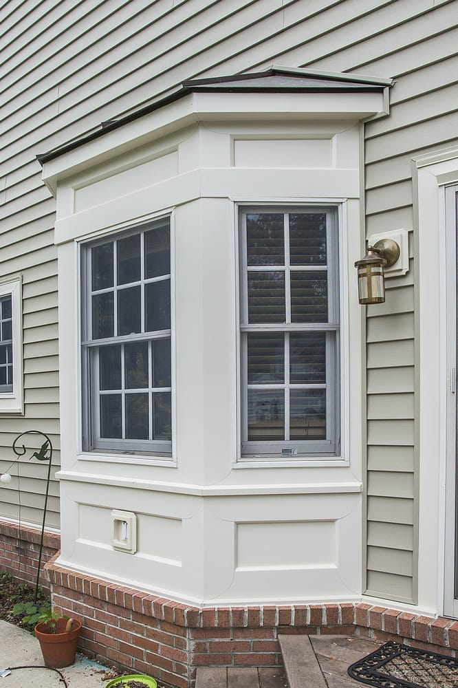 field form aluminum bay window cladding yelp. Black Bedroom Furniture Sets. Home Design Ideas