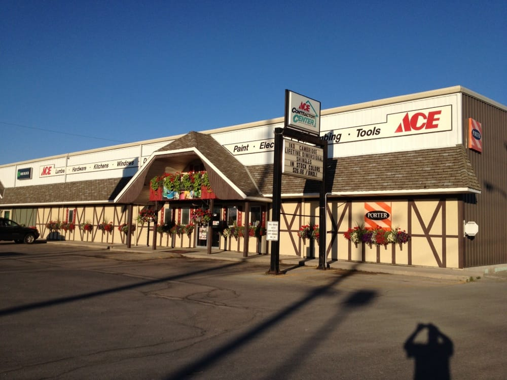 Habegger's Ace Hardware: 1196 Us Highway 27 N, Berne, IN