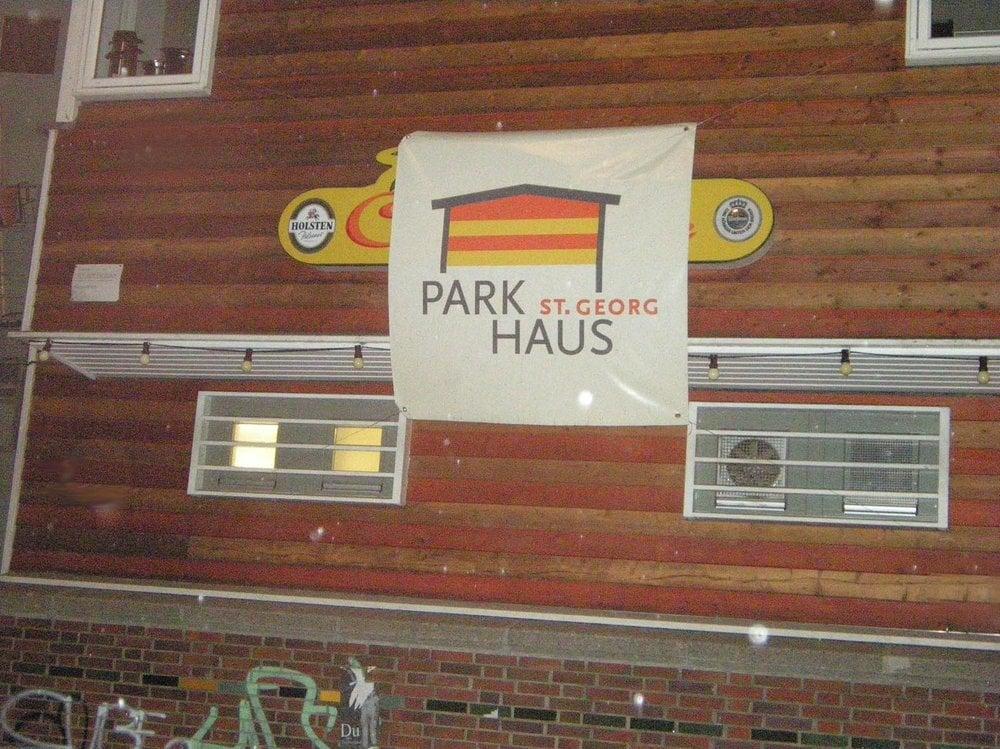 caf park haus coffee shop b laustr 20 st georg hamburg deutschland beitr ge zu. Black Bedroom Furniture Sets. Home Design Ideas
