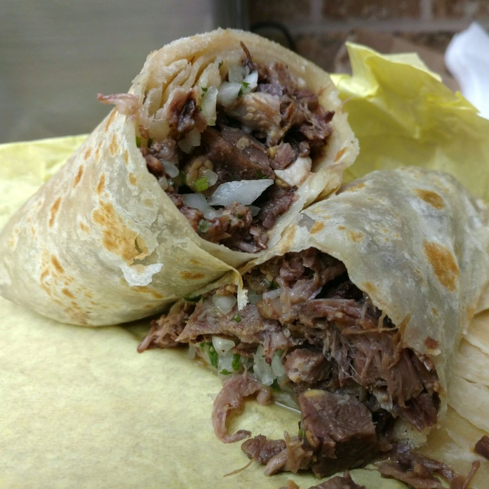 Food from Amado's Mexican Food
