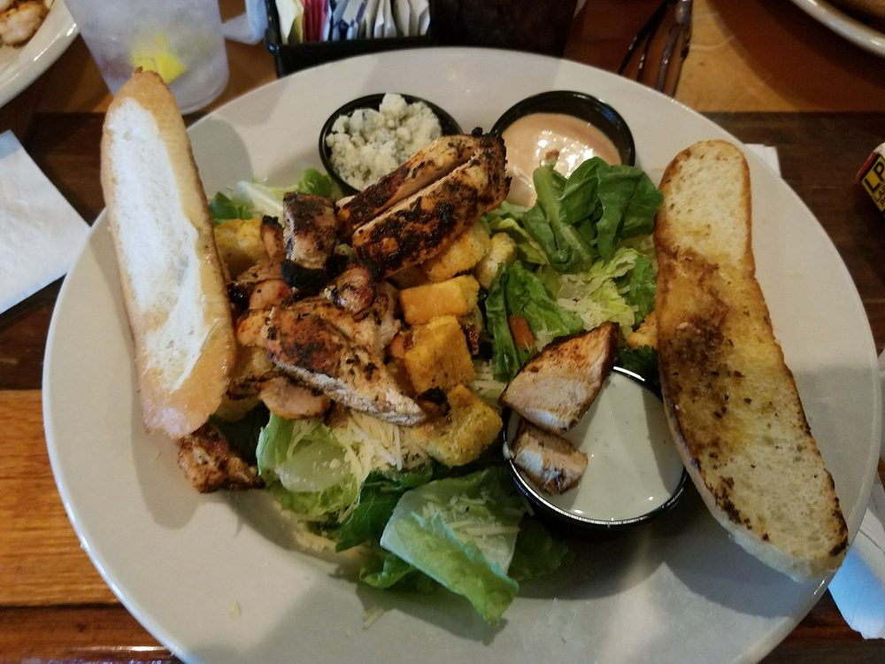 Food from Marshside Grill