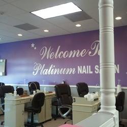 Platinum nail salon 11 reviews nail salons 1693 for 24 hour nail salon atlanta