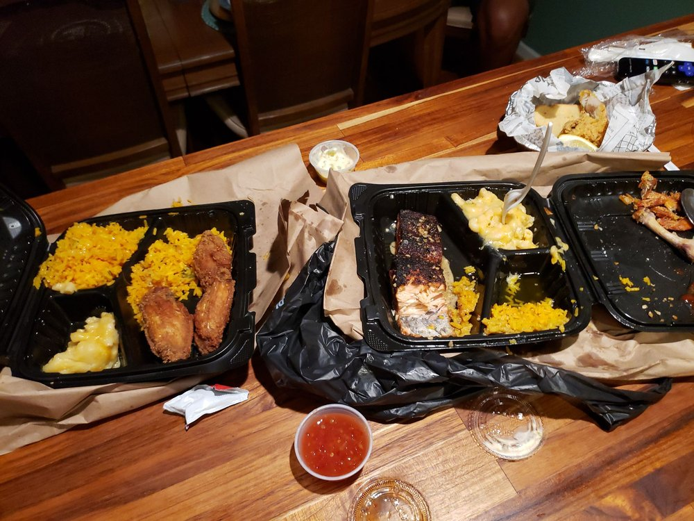 Food from All Sea - Seafood Eatery