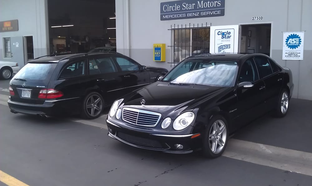 Mercedes benz service by circle star motors 18 for Star motors mercedes benz