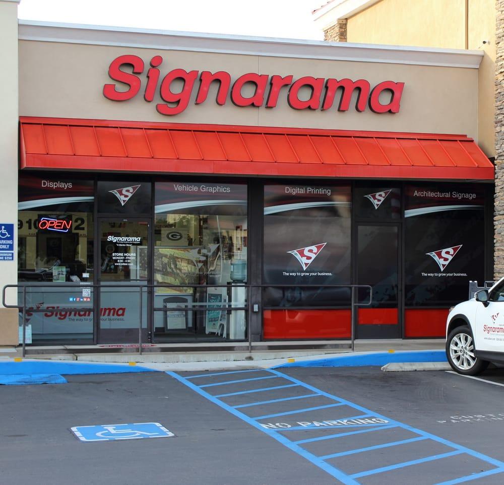 Signarama San Diego Kearny Mesa