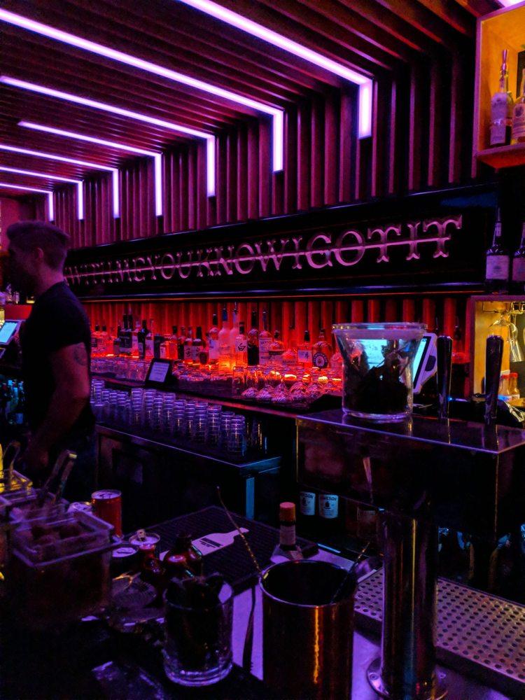 A Simple Bar