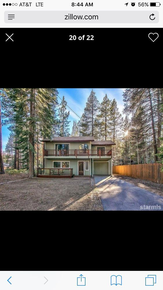 Mike Fridley Builder: 3478 Beaver Brae, South Lake Tahoe, CA