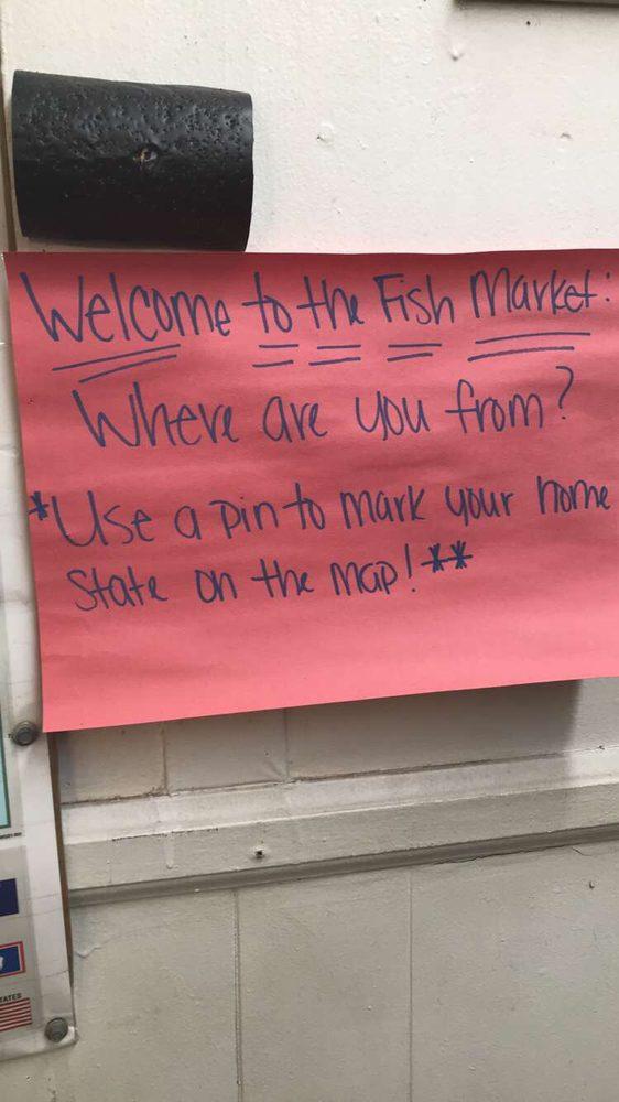 North Washington Fish Market: 323 S Washington St, Bastrop, LA
