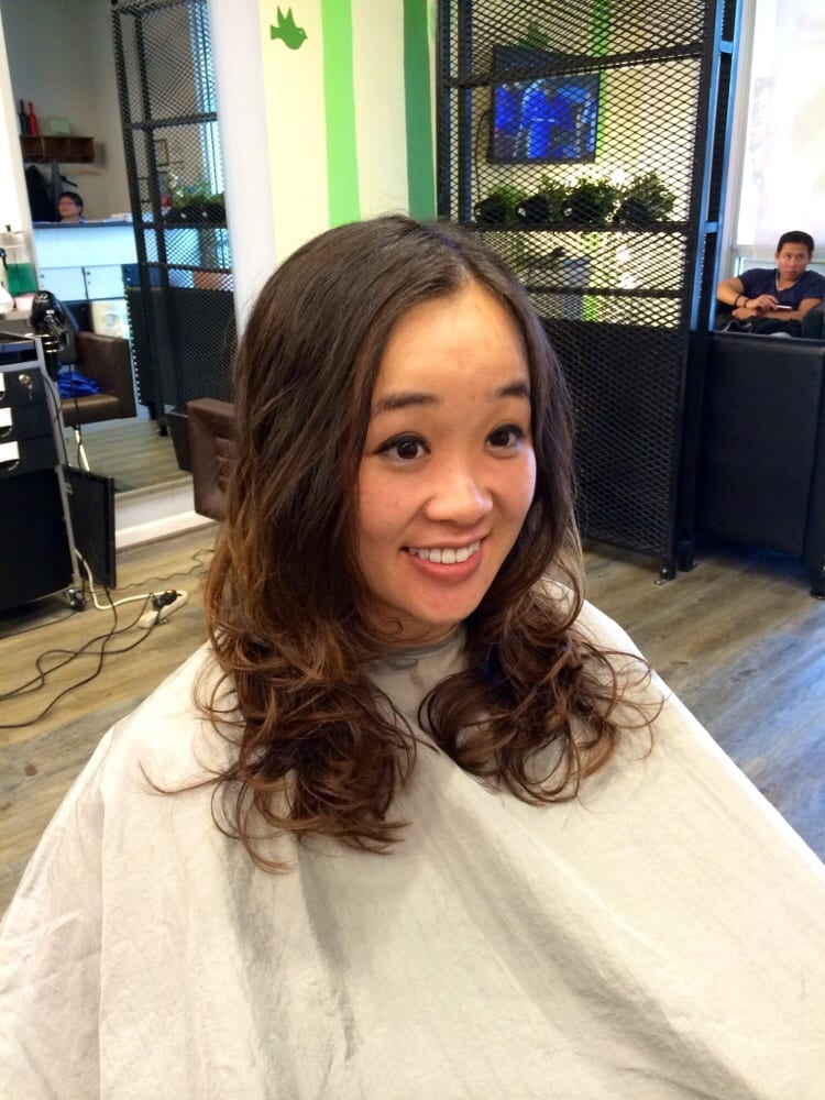 Digital perm by jack yelp for 22 salon houston