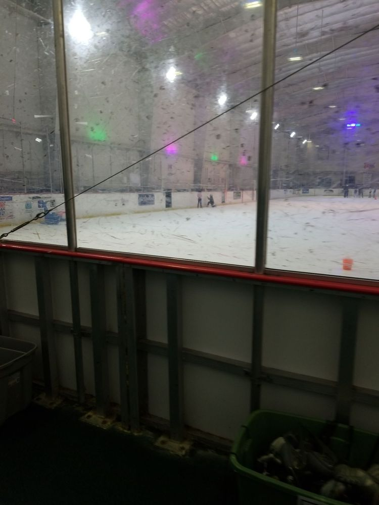 Aerodrome Ice Skating Complexes: 8220 Willow Place Dr N, Houston, TX