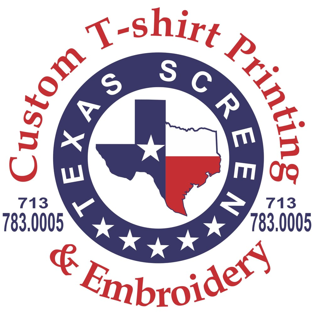 Texas screen 49 photos 13 reviews screen printing t for T shirt printing houston