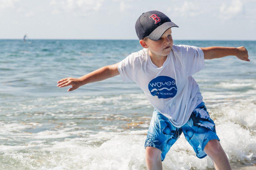 Waves Surf Academy: 4800 N Federal Hwy, Boca Raton, FL