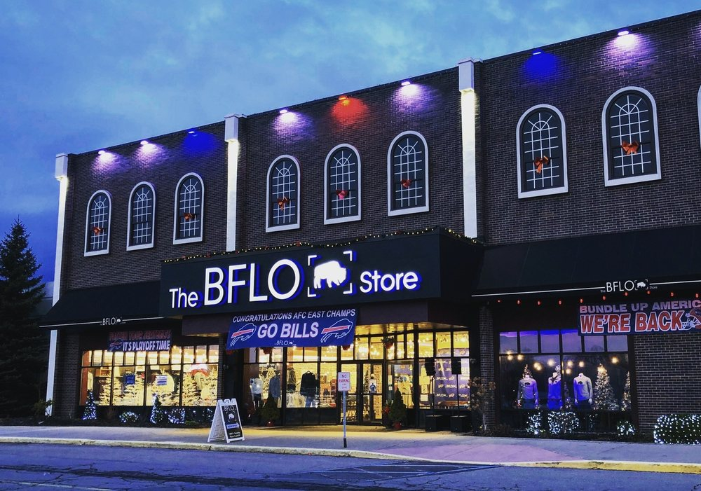 The BFLO Store: 4475 Transit Rd, Buffalo, NY