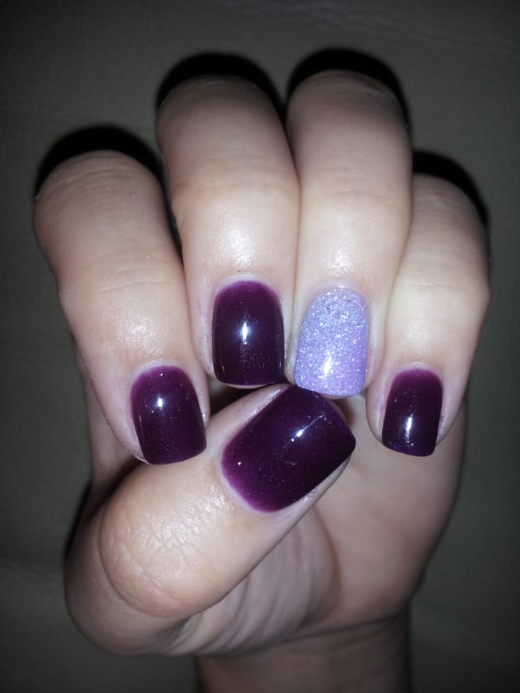 NexGen nails done by my favourite nail tech Lyn :) - Yelp