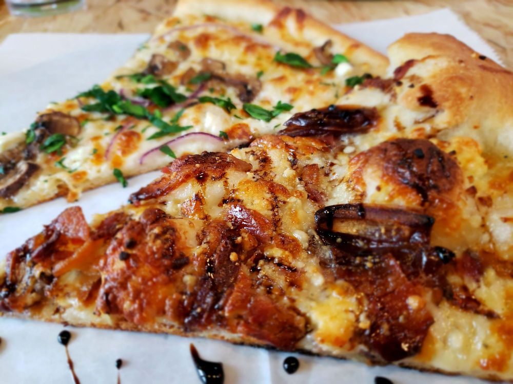 Food from Slice Pizzeria & Taphouse