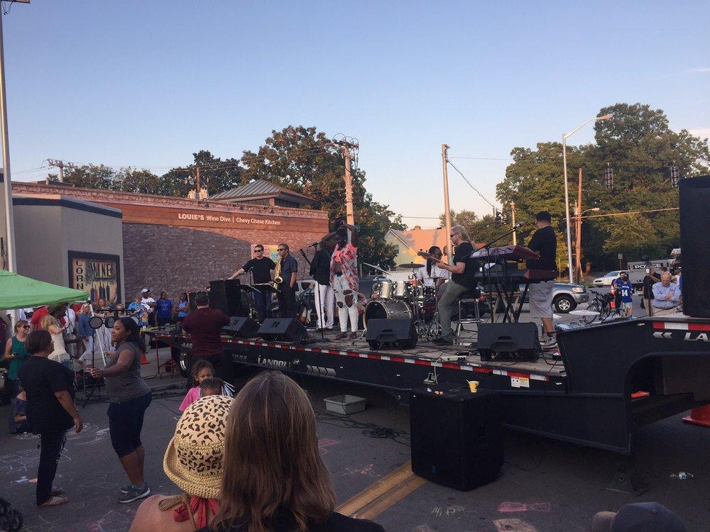 Chevy Chase Street Fair: Lexington, KY