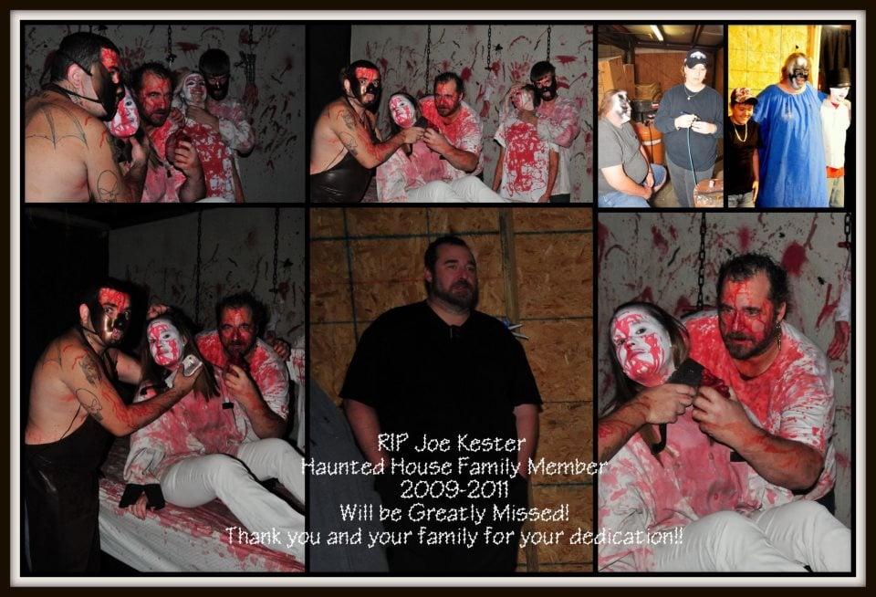 Jo Jo's Haunted House: 1004 Rockingham Rd, Rockingham, NC