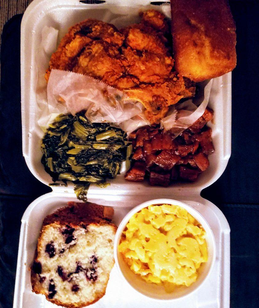 285 West Soul Food Restaurant: 2636 Martin Luther King Jr Dr, Atlanta, GA