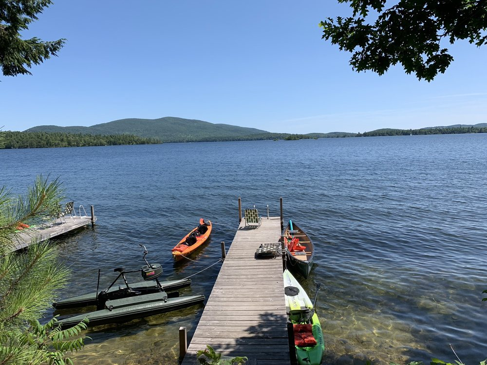 Rockywold-Deephaven Camps: 18 Bacon Rd, Holderness, NH