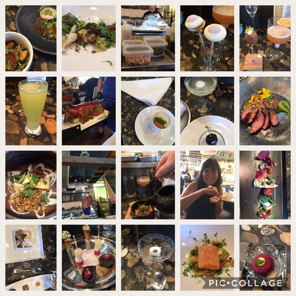 Travail Kitchen: Steak, Pasta, Seafood, Salad, Chewy Coconut Caramel, Tres