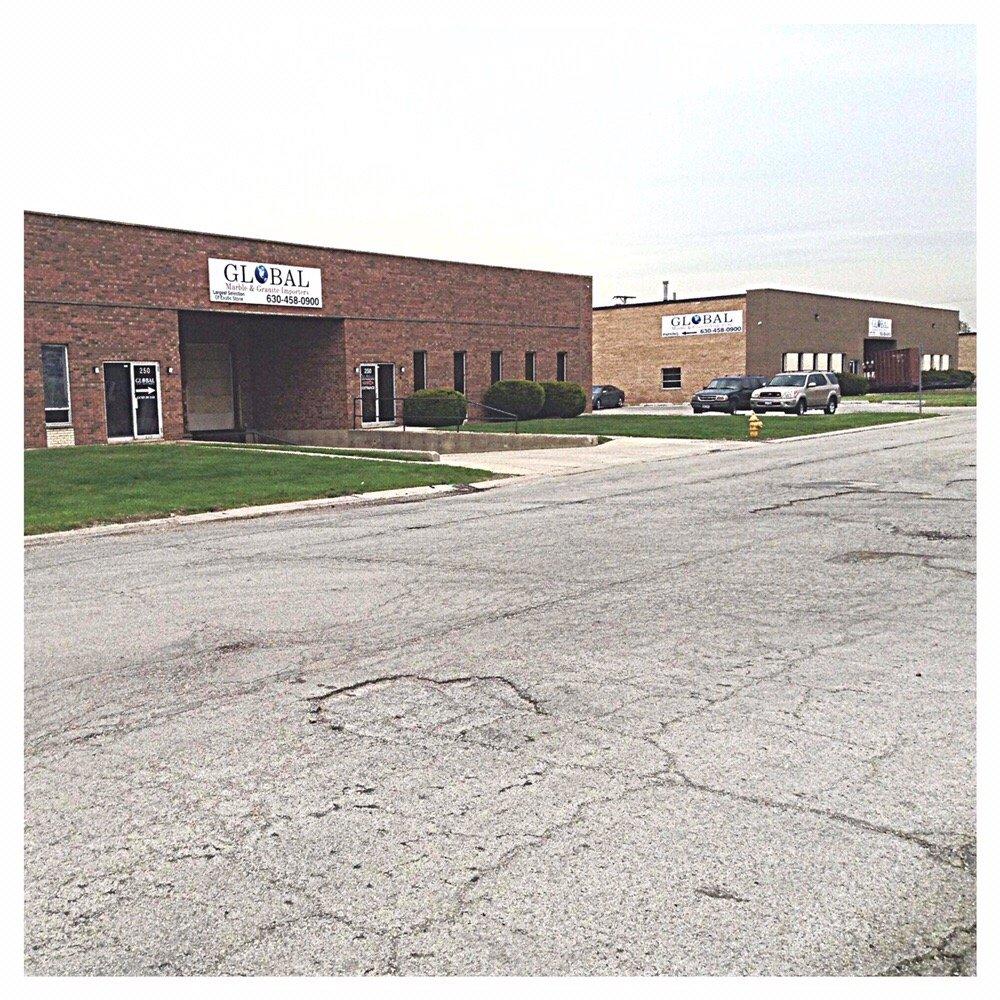 Global Marble & Granite Importers: 250 W Gerri Ln, Addison, IL