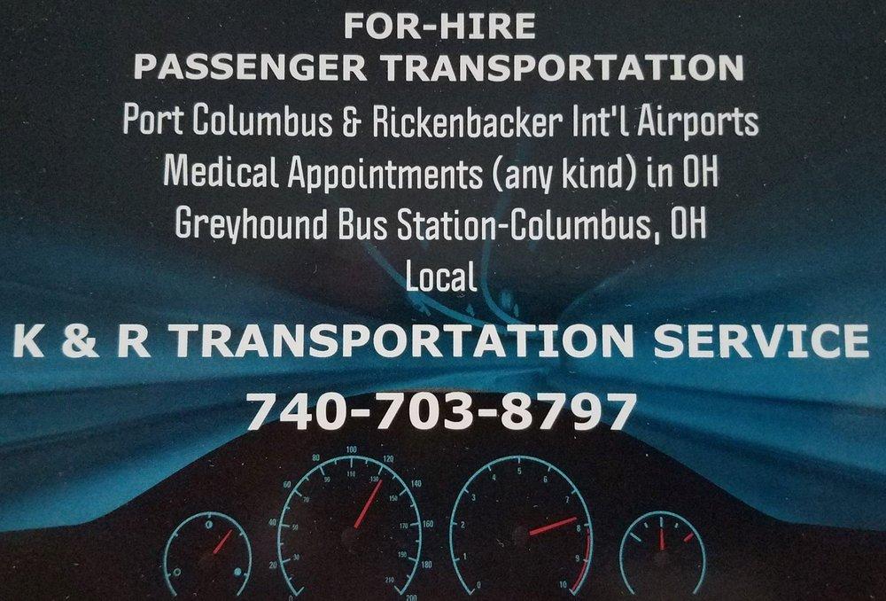 K & R Transportation Service: Chillicothe, OH