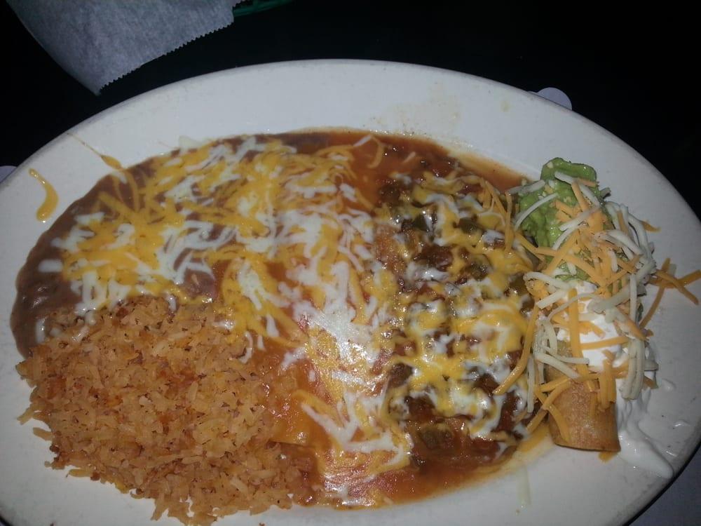 La Casita Mexican Restaurant Yucca Valley Menu