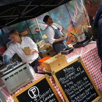 Brick Lane Food Market Poutinerie