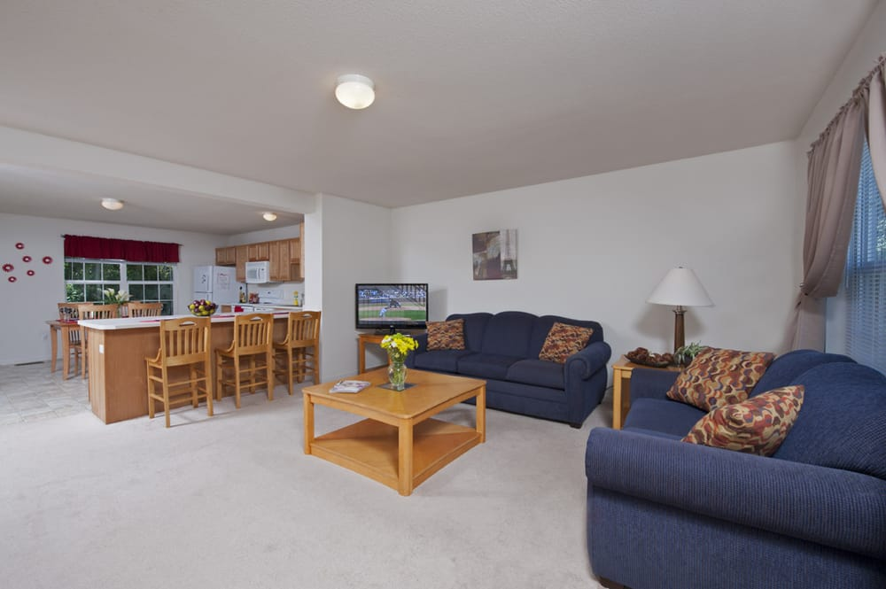 Photo Of Copper Beech Townhomes   Morgantown, WV, United States. Optional  Furniture Package