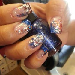 Photo Of Glitz Glam Nails Inc Colorado Springs Co United