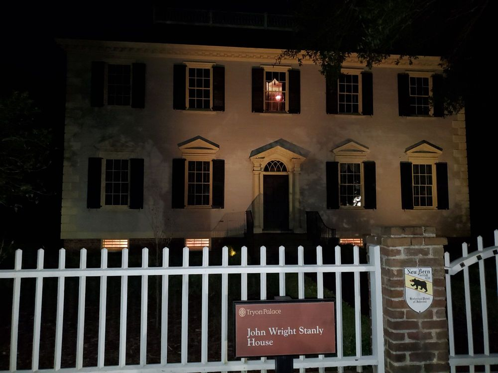 Ghosts of New Bern: 246 Middle St, New Bern, NC