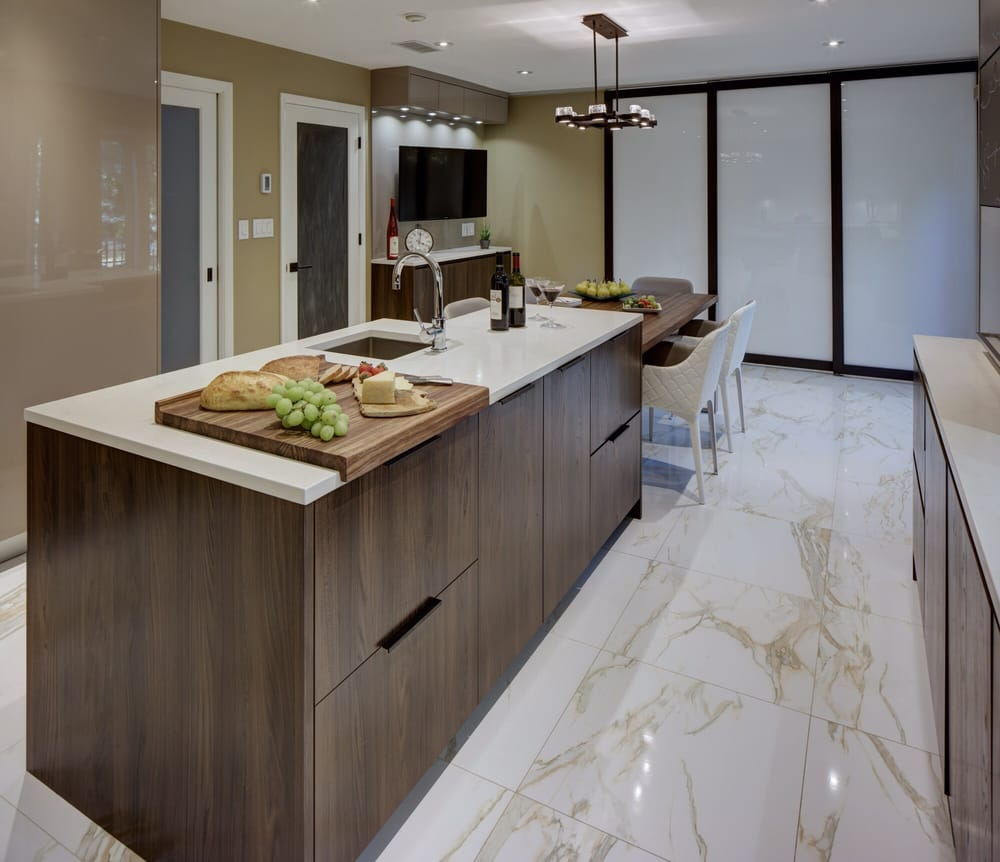 Green Kitchen New Jersey: Modiani Kitchens And Interiors