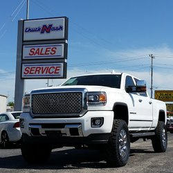 Chuck Nash Preowned - Car Dealers - 204B N Commerce St ...